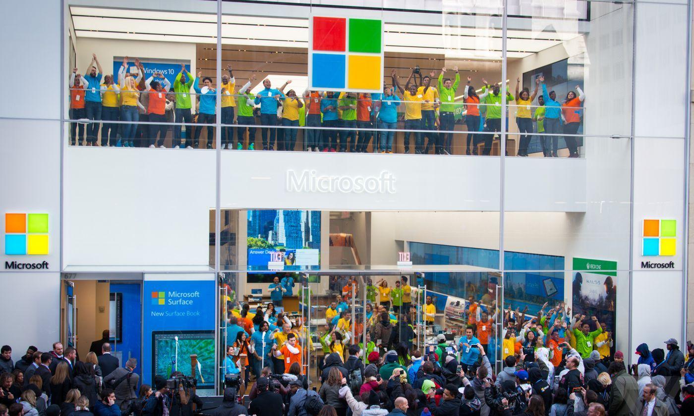 """微软败走零售实体店,一次典型的""""微软式失败"""""""