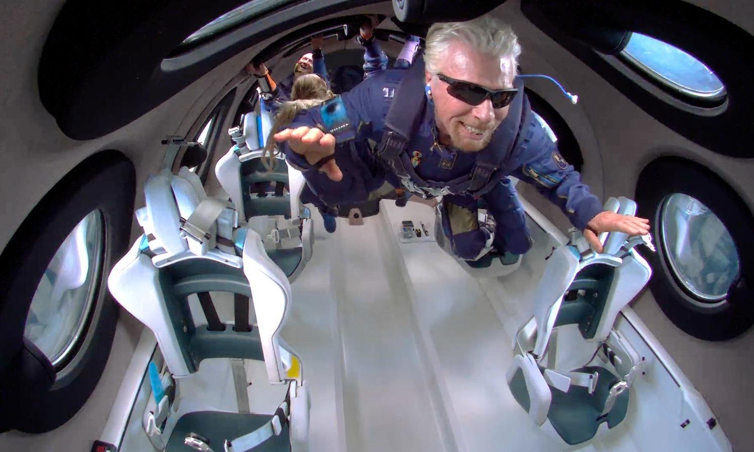 是什么让70岁老人冒着风险上太空?